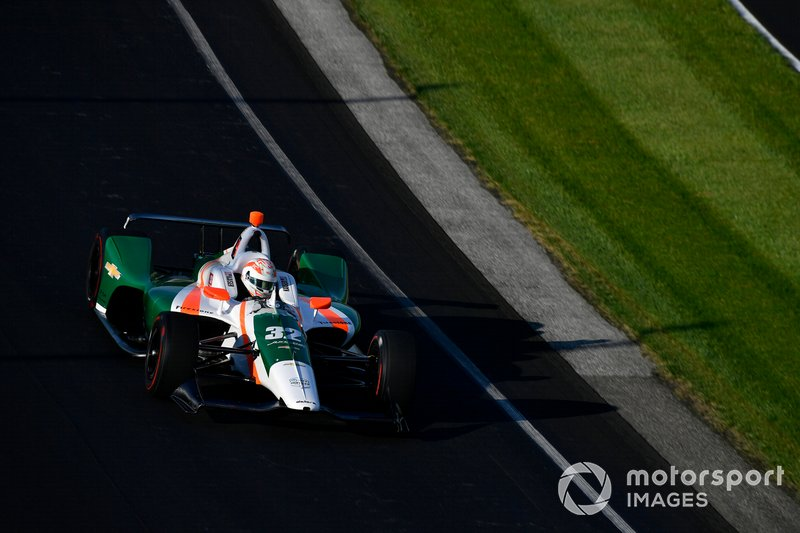 Juncos Racing en Indianápolis