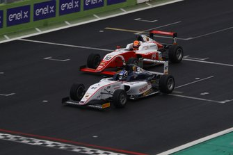 Roman Stanek, US Racing, Oliver Rasmussen, Prema Powerteam