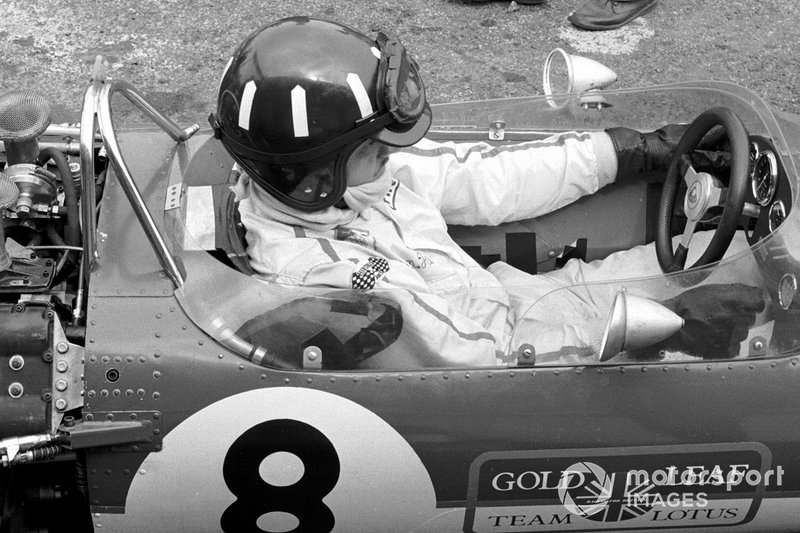 #2: Graham Hill