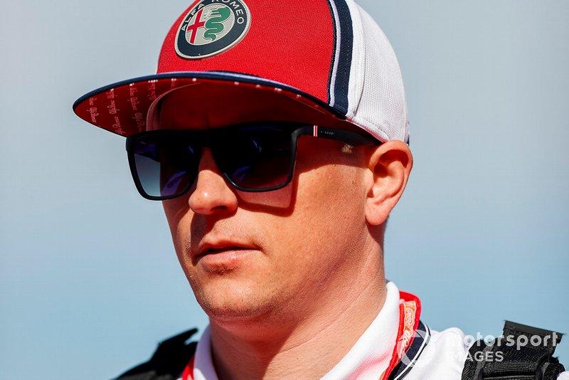 Kimi Raikkonen, Alfa Romeo Racing: 6 millones de euros