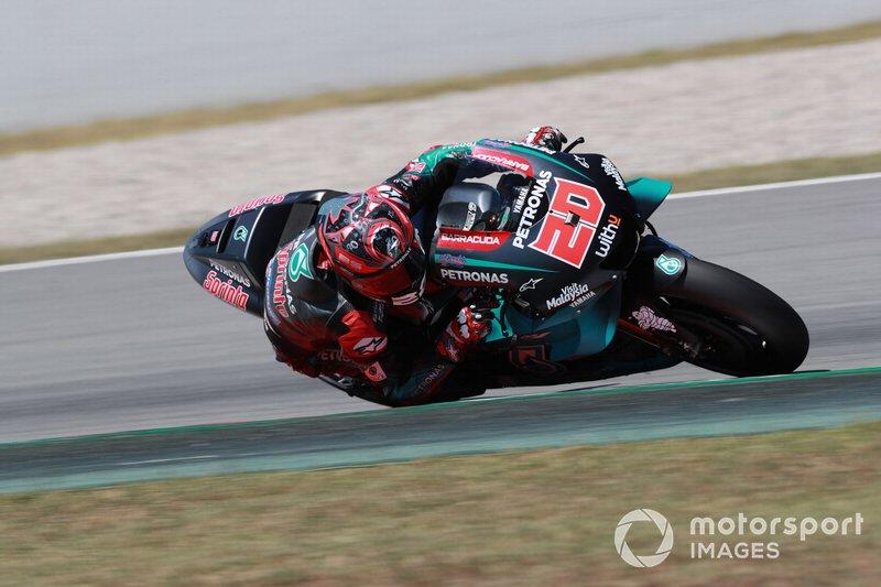 #20 Fabio Quartararo, Petronas Yamaha SRT, confirmado para 2020