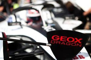 Jose Maria Lopez, Dragon Racing, Penske EV-3, pit stop