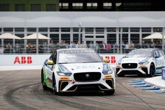 Cacá Bueno, Jaguar Brazil Racing, Sérgio Jimenez, Jaguar Brazil Racing