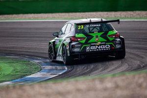 Támas Tenke, Zengo Motorsport Cupra TCR