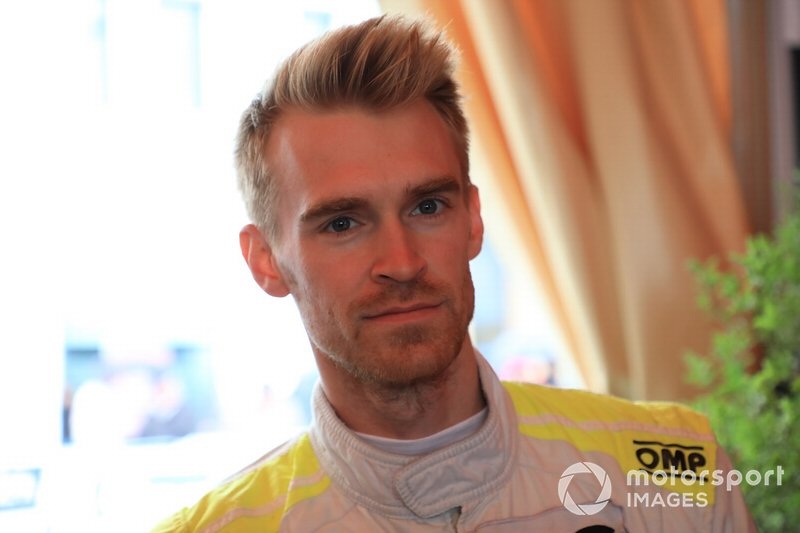 #4 ByKolles Racing Team Enso CLM P1/01: Oliver Webb