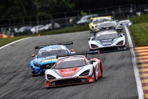 Fran Rueda, Andrés Saravia, Teo Martin Motorsport