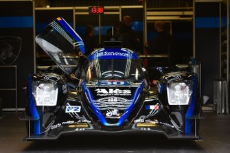 Автомобиль Oreca 07 Gibson (№30) команды Duqueine Engineering