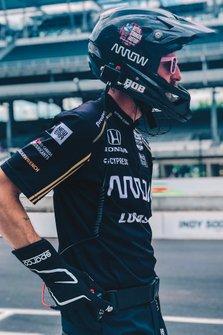 Bob Jansen, Arrow SPM crew chief for #7 auto di Marcus Ericsson