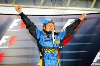 Ganador de la carrera Jarno Trulli at Monaco GP