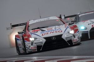 #39 Lexus Team Sard Lexus LC500: Heikki Kovalainen, Sho Tsuboi