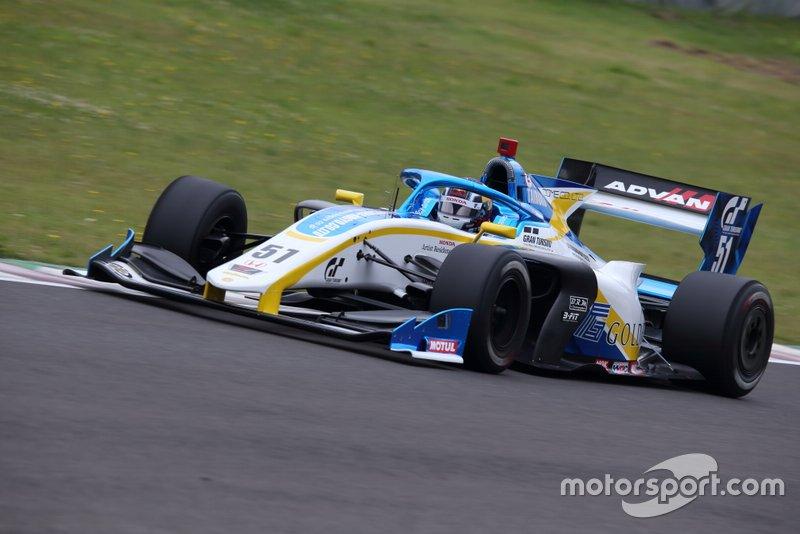 Harrison Newey(B-Max Racing with motopark)