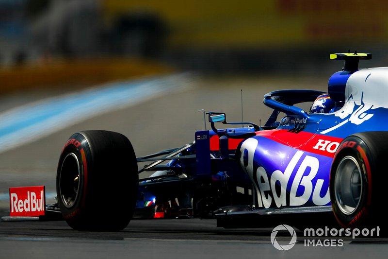 11: Alexander Albon, Toro Rosso STR14, 1'30.461