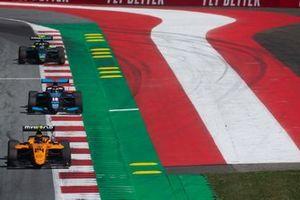 Alessio Deledda, Campos Racing en Andreas Estner, Jenzer Motorsport