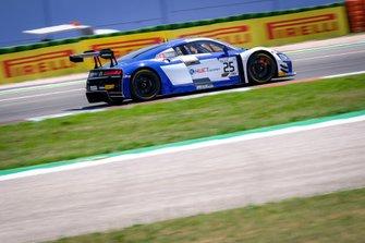 #25 Sainteloc Racing Audi R8 LMS GT3: Simon Gachet, Christopher Haase
