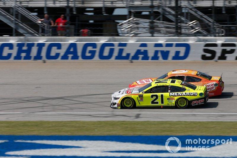 Paul Menard, Wood Brothers Racing, Ford Mustang Menards