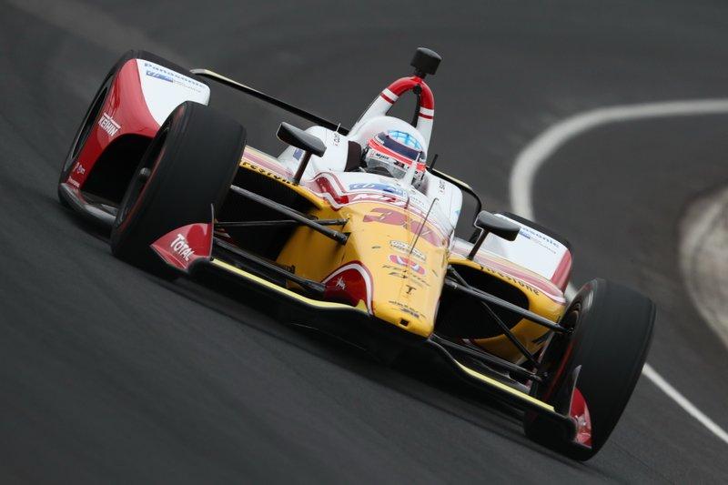 #30 Takuma Sato, Mi-Jack / Panasonic, Rahal Letterman Lanigan Racing Honda