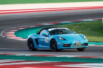 Sandra Auer, Porsche Sports Cup Suisse, Porsche Driver Challenge
