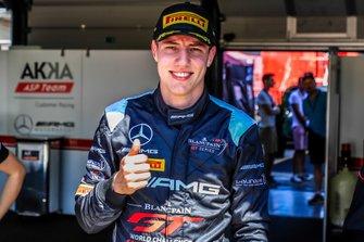 #88 Akka ASP Team Mercedes-AMG GT3: Raffaele Marciello