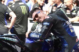 Победитель Маверик Виньялес, Yamaha Factory Racing