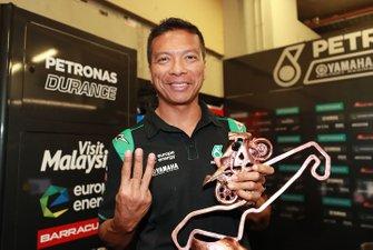 Razlan Razali, Petronas Yamaha SRT