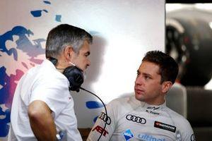 Robin Frijns, Audi Sport Team Abt Sportsline, Dieter Gass, Hoofd DTM Audi Sport