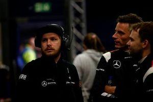#16 GetSpeed Performance Mercedes AMG GT3: Jan Seyffarth