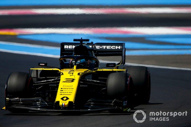 Renault F1 Team - 250 millones