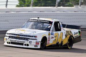 Bryant Barnhill, Reaume Brothers Racing, Chevrolet Silverado