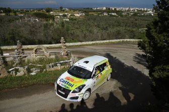 Marco Longo, Matias Conci, Suzuki New SWIFT 1.6 Sport R1, Destra 4