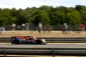 #26 G-Drive Racing Oreca 07 Gibson: Роман Русинов, Йоб ван Эйтерт и Жан-Эрик Вернь