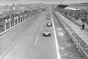 Альфонсо де Портаго, Ferrari D50