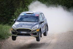 Ken Torn, Kauri Pannas, Ford Fiesta R2T, M-Sport Poland, Rally Liepaja, FIA ERC