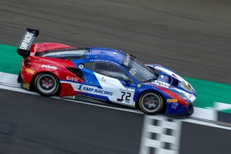 #72 SMP Racing Ferrari 488 GT3: Mikhail Aleshin, Miguel Molina, Davide Rigon