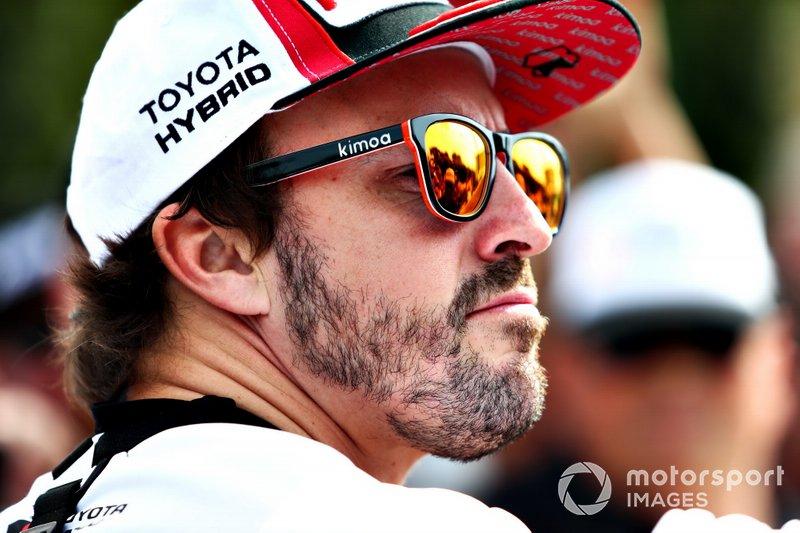 19. Fernando Alonso, WEC
