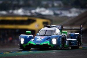 #47 Cetilar Racing, Dallara P217-Gibson: Roberto Lacorte, Giorgio Sernagiotto, Andrea Belicchi