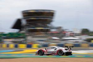 #54 Spirit of Race, Ferrari 488 GTE: Giancarlo Fisichella, Francesco Castellacci, Thomas Flohr