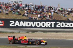 Vista general del circuito de Zandvoort