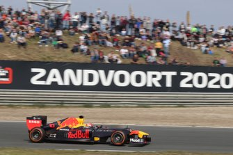 Pierre Gasly, Red Bull Racing RB7, Circuit Zandvoort