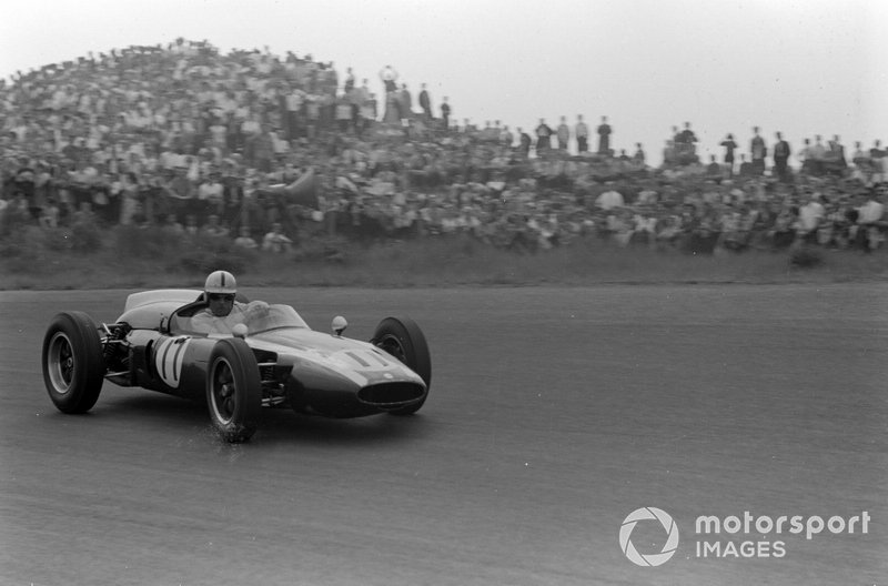 1960: Jack Brabham, Cooper T53 Climax
