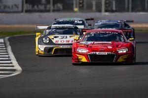 #5 Phoenix Racing Audi R8 LMS GT3 2019: Kim Luis Schramm, Finlay Hutchison, Ivan Pareras