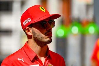 Antonio Fuoco, Ferrari