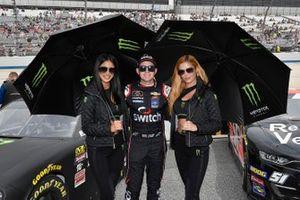 Noah Gragson, JR Motorsports, Chevrolet Camaro Switch and Monster Girls