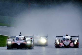 #7 Toyota Gazoo Racing Toyota TS050: Mike Conway, Kamui Kobayashi, Jose Maria Lopez,
