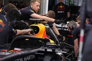 Detalle técnico de Red Bull Racing