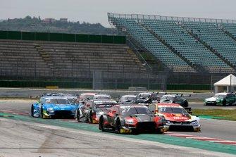 Jonathan Aberdein, Audi Sport Team WRT, Audi RS 5 DTM, Sheldon van der Linde, BMW Team RBM, BMW M4 DTM