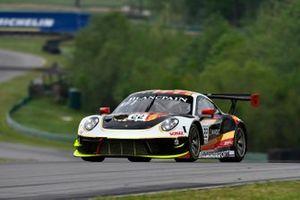 #22, Porsche 911 GT3 R (991), Michael De Quesada and Daniel Morad