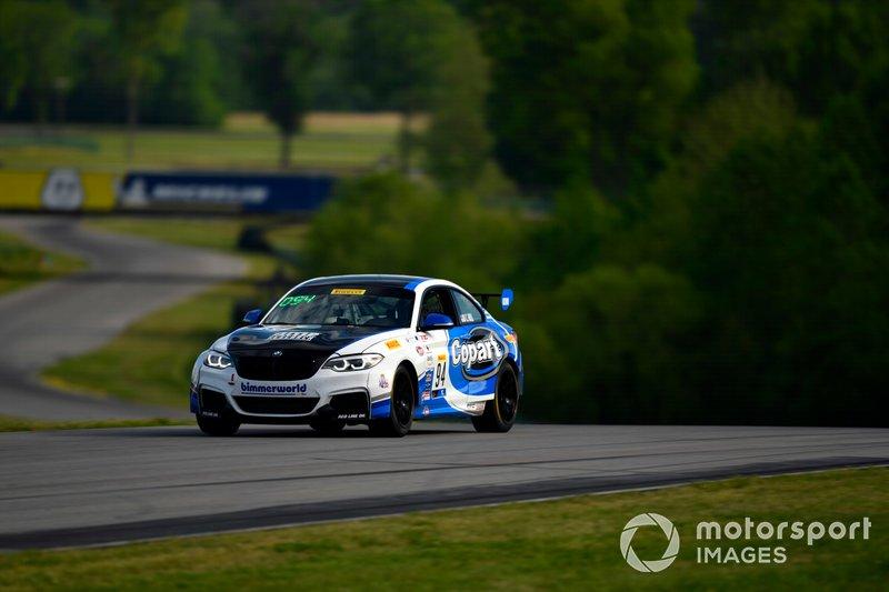 #94, BMW M240iR Cup, Chandler Hull