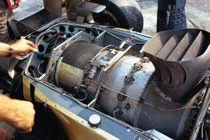 Il motore a turbina a gas di Pratt & Whitney, Lotus 56B