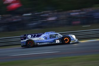 #25 Algarve Pro Racing Ligier JSP217 Gibson: David Zollinger, Andrea Pizzitola, John Falb, James French