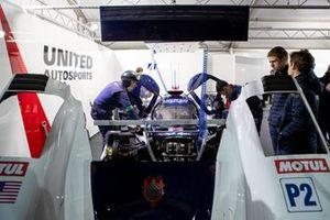 #32 United Autosports Ligier JSP217 Gibson: Alex Brundle, Will Owen, Ryan Cullen